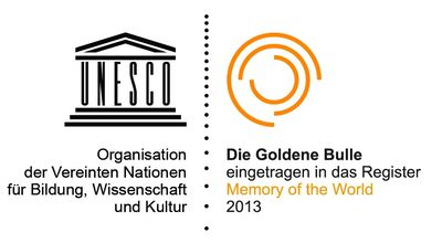 "Logo des UNESCO-Weltdokumentenerbes ""Memory of the World"""