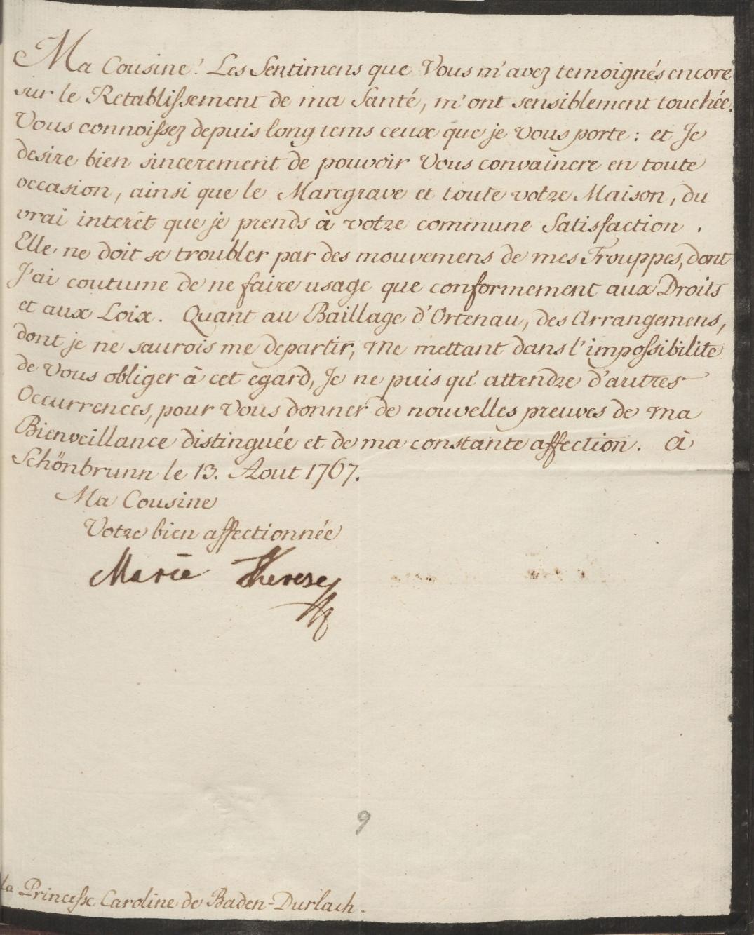 Auf freund brief einen schreiben französisch an Französische Email