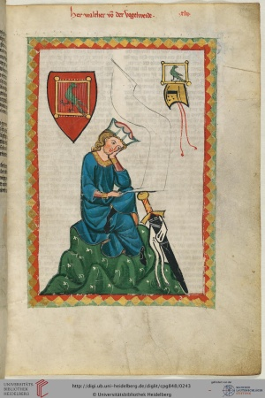 Der Codex Manesse