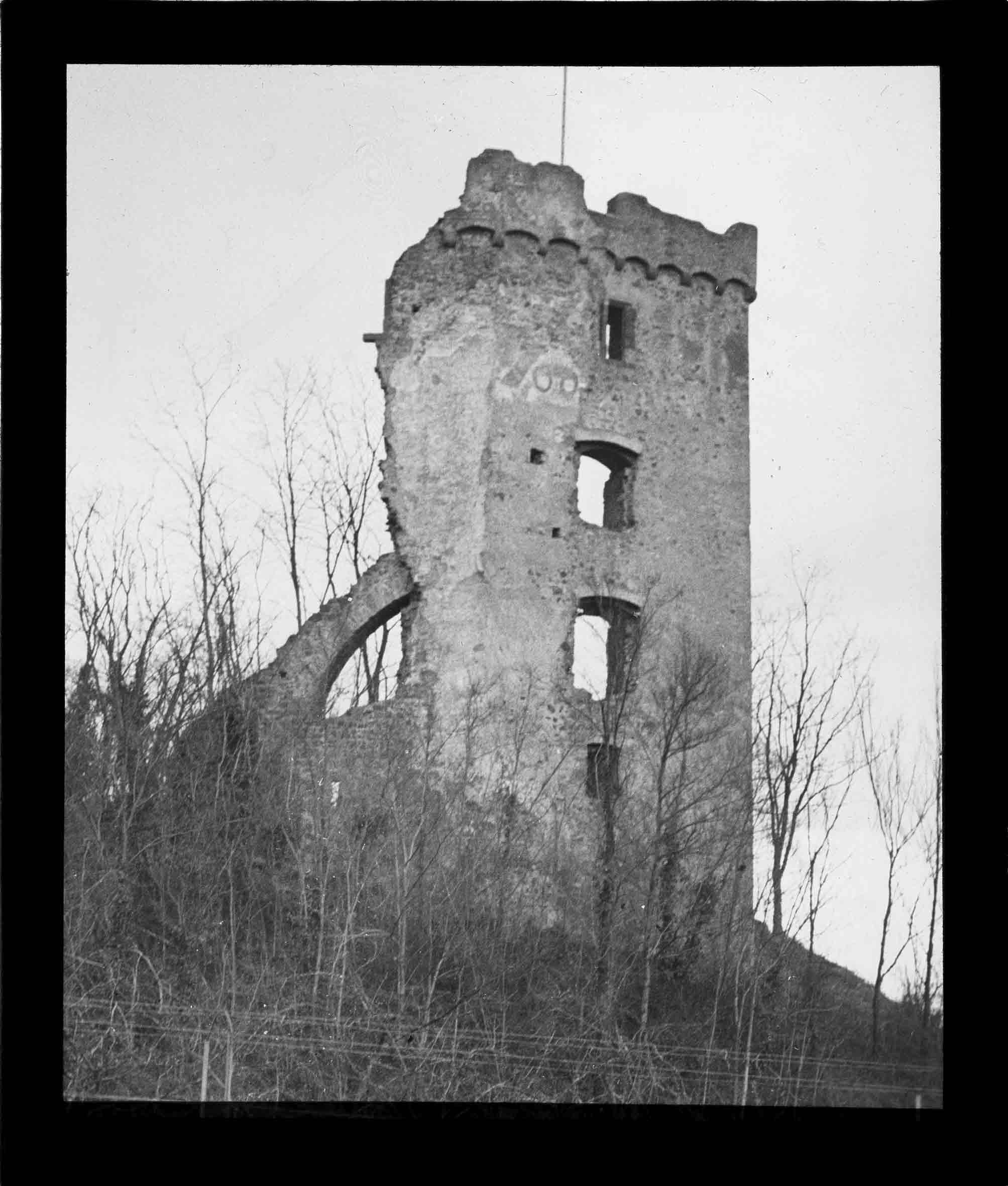 Neue Burg datiert Scan
