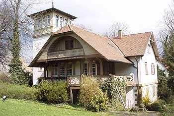 Kernerhaus in Weinsberg