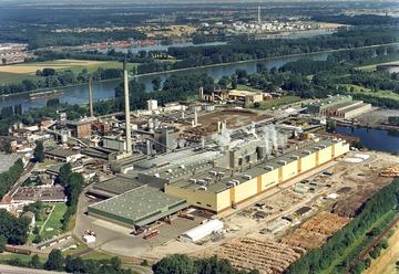 Papierfabrik Karlsruhe