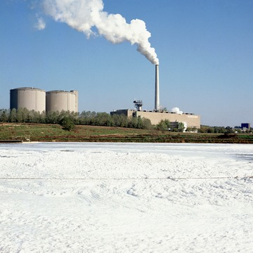 Südzuckerwerk in Offenau 1993