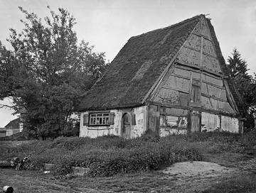 Altes Haus in Zang 1936