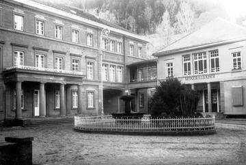 Bad Teinach: Kurhaus 1925