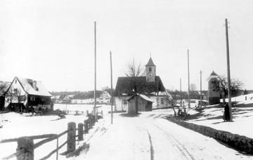 Kapelle in Bad Teinach-Rötenbach 1925