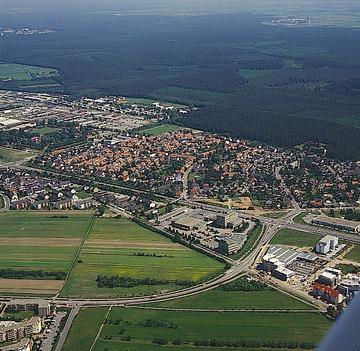 Neubaugebiete Karlsruhe